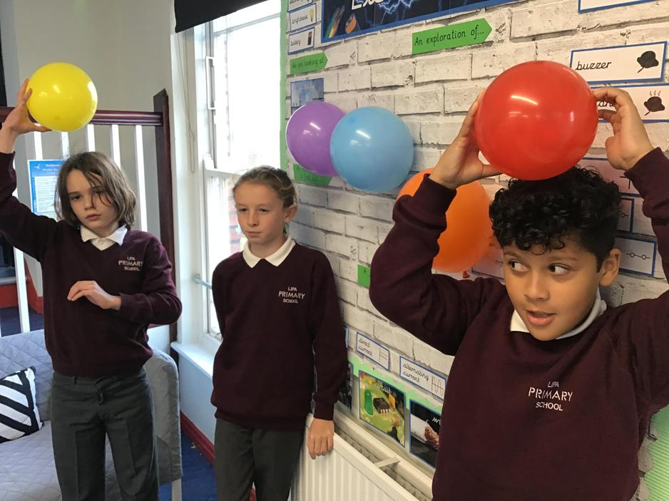 Exploring static electricity