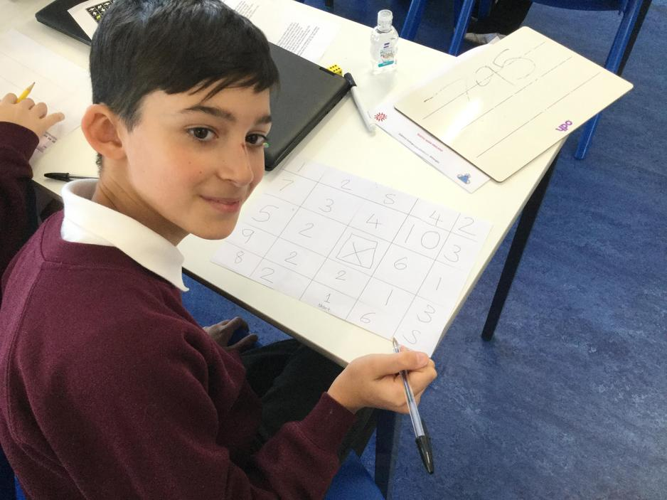 Maths Week England- creating puzzles