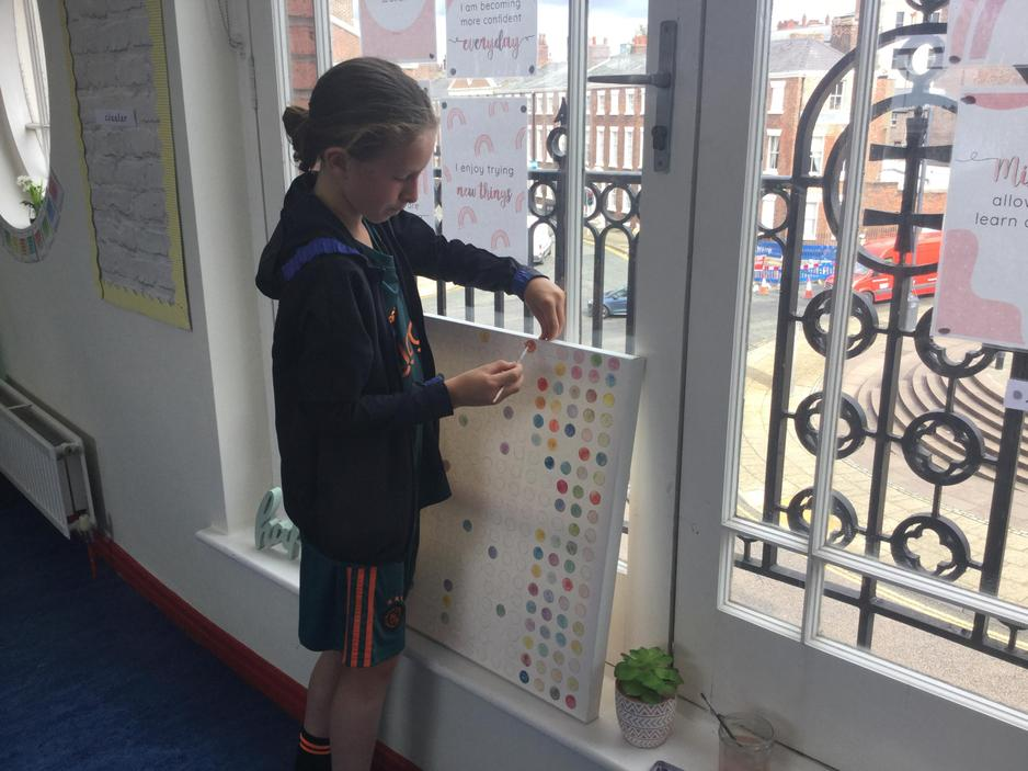 Art and Music- creating graphic scores