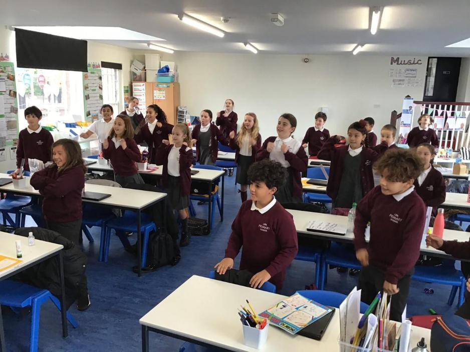 World Mental Health Day- Positive brain breaks