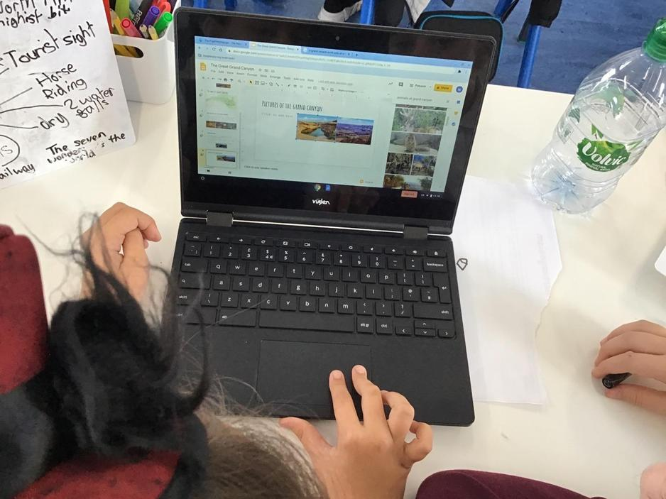 PBL- Researching the Grand Canyon