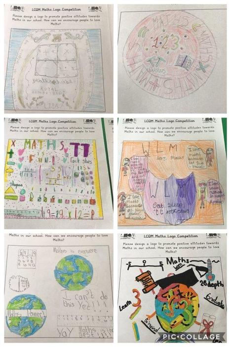 Some of the wonderful entries received
