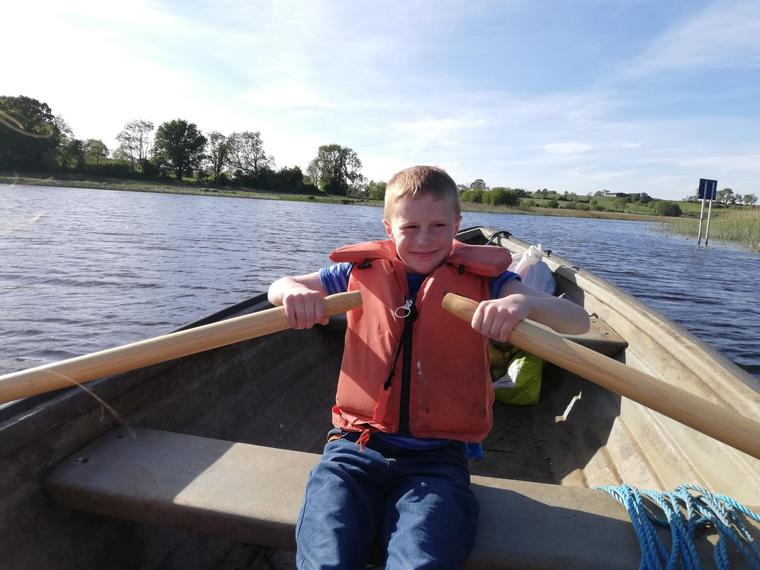 Row, Row, Row my boat!