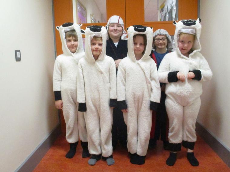 Years 3 & 4 Sheep & Shepherds
