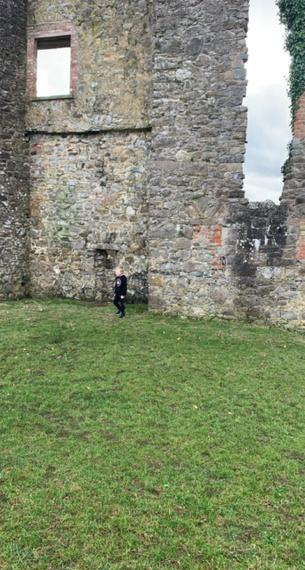 Alex At Crom Castle