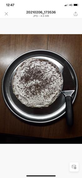 Aimee's cheesecake
