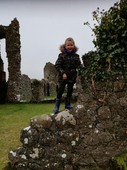 Seth At Crom Castle