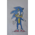 Sonic by Toby
