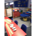 Sorry - it's a bit blurry but we have loads of new wheels to build with too!