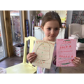 Easter Cards by Imogen