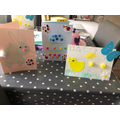 Easter cards by Tilly