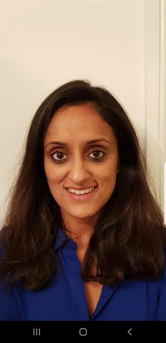 Jaishree Vyavaharkar - Parent Governor
