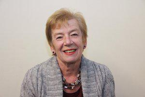 Shirley Kenworthy Wright - Chair of Governors