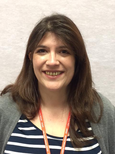 Emma Corrigan - Staff Governor
