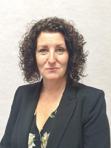 Caroline Hodges - Headteacher, Staff Governor