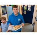 Bread Bake-off winner!