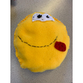 Mai's Smiley Face Cushion.