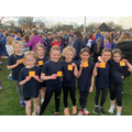 Super Year 3 / 4 girls team!
