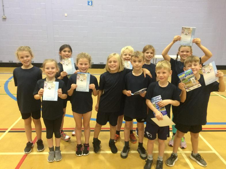 Year 3/4 Superstars!