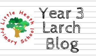 Click here to find out what Larch has been up to!