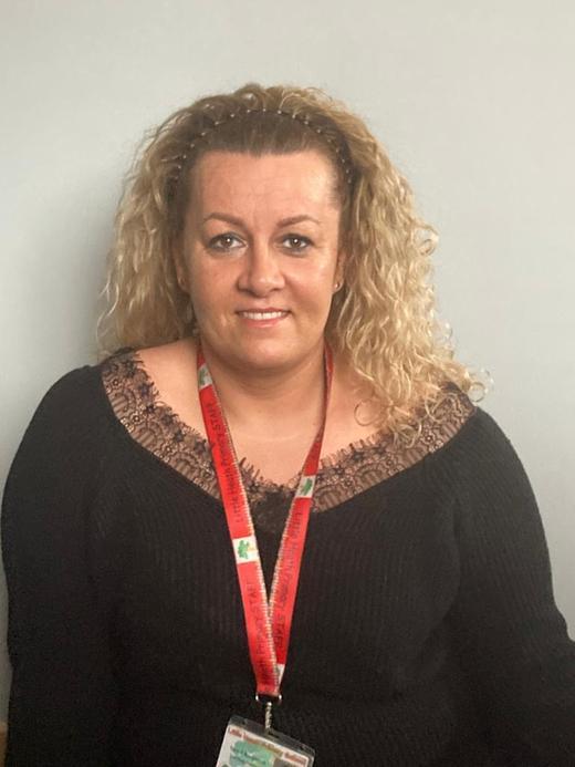 Mrs Kaspryzck