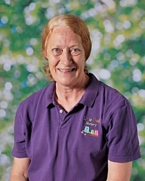 Carole Flottemesch, Deputy Nursery Manager