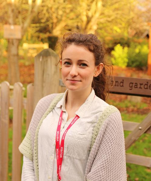 Miss Amy Ogilvie - Teaching Assistant