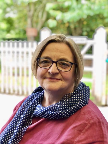 Miss Gill Betts - Class Teacher  - Monday to Wednesday