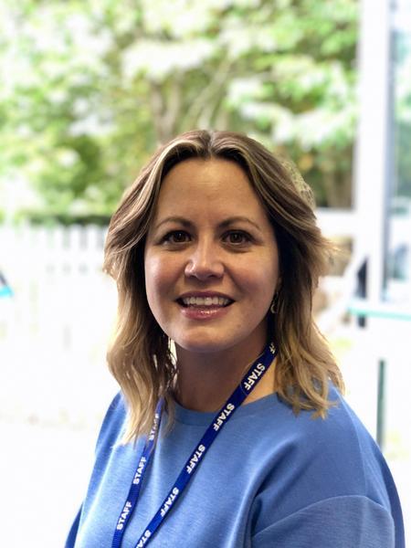 Mrs Amy O'Keeffe - Class Teacher - Thursday & Friday