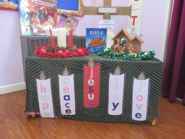 Preparing for Christmas - Advent Expectations