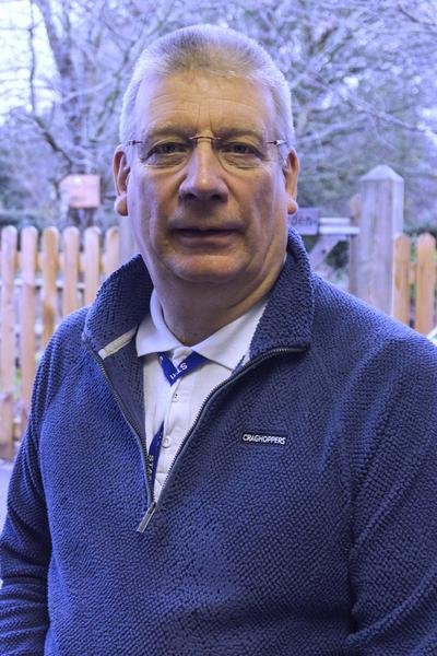 Mr Gary Field - Caretaker