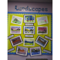 Landscapes Year 5 and 6