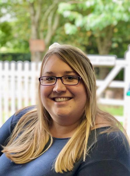 Miss Hannah Robinson - Class Teacher