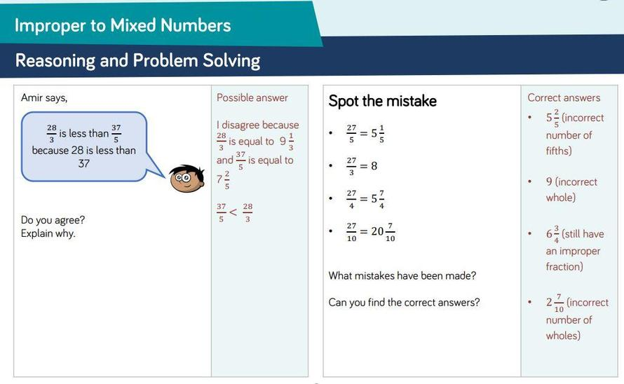 Reasoning and problem solving questions.