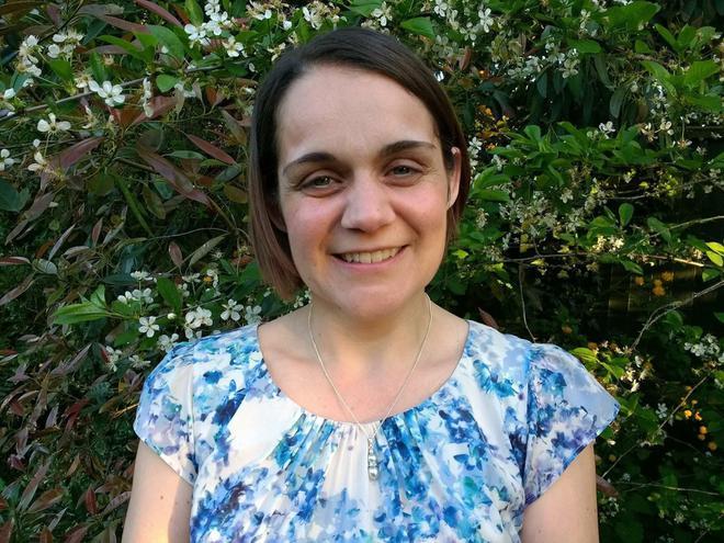 Lydia Gallaher - Family Support Advisor