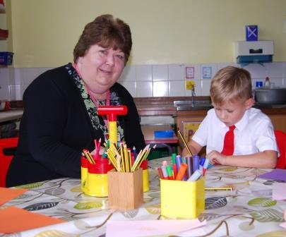 Sharon Sutton - Teaching Assistant - Sapphire