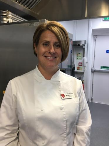 Marie Jones - Head Chef