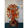 Our prayer tree