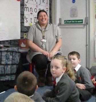 Sian Eyles - Class Teacher - Amethyst
