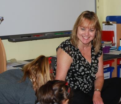 Linda Rattigan - Class Teacher - Ruby