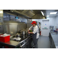 Our wonderful catering kitchen