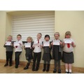 This week's Stars of the Week
