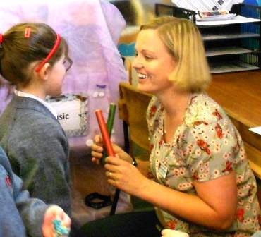 Janette Dunderdale - Deputy Headteacher - Sapphire