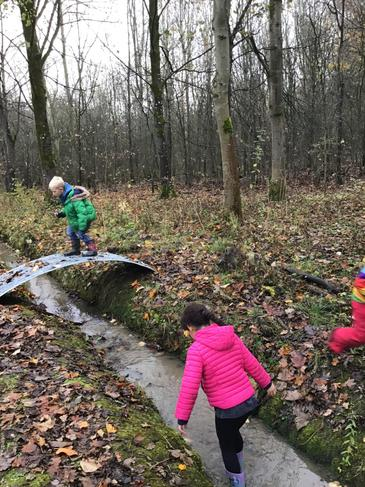 Forest School at Hope