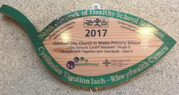 We are part of the Cardiff Healthy Schools Network
