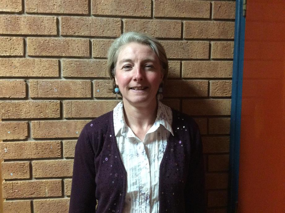Mrs Alison Swabey - Vice-Chair of Governors