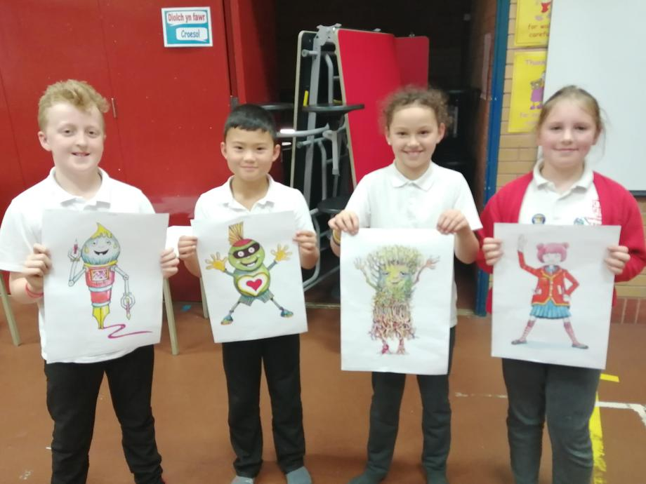 Our Competition Winners