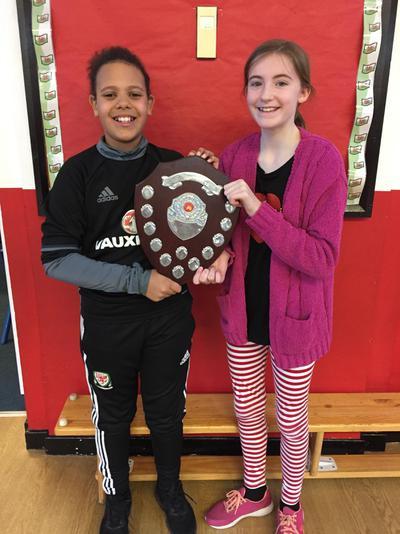 House Captain Winners -Eisteddfod 2018