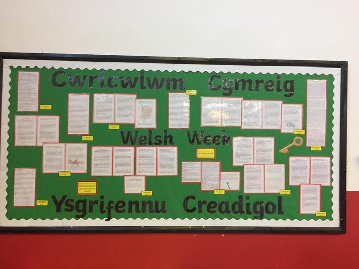 Cwricwlwm Cymreig planned for.