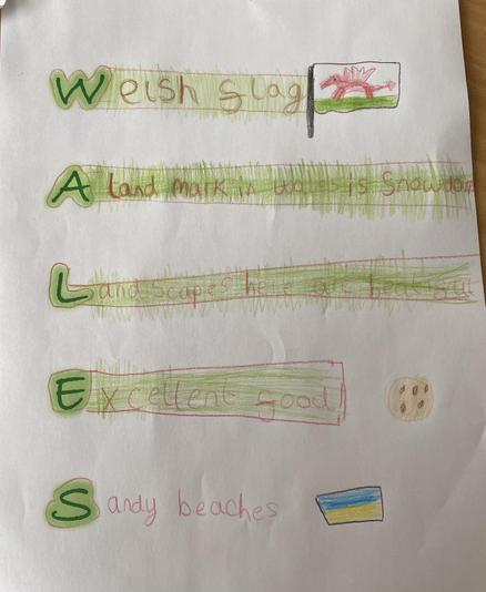 Sophia's poem